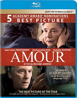 AMOUR BY RIVA,EMMANUELLE (Blu-Ray)