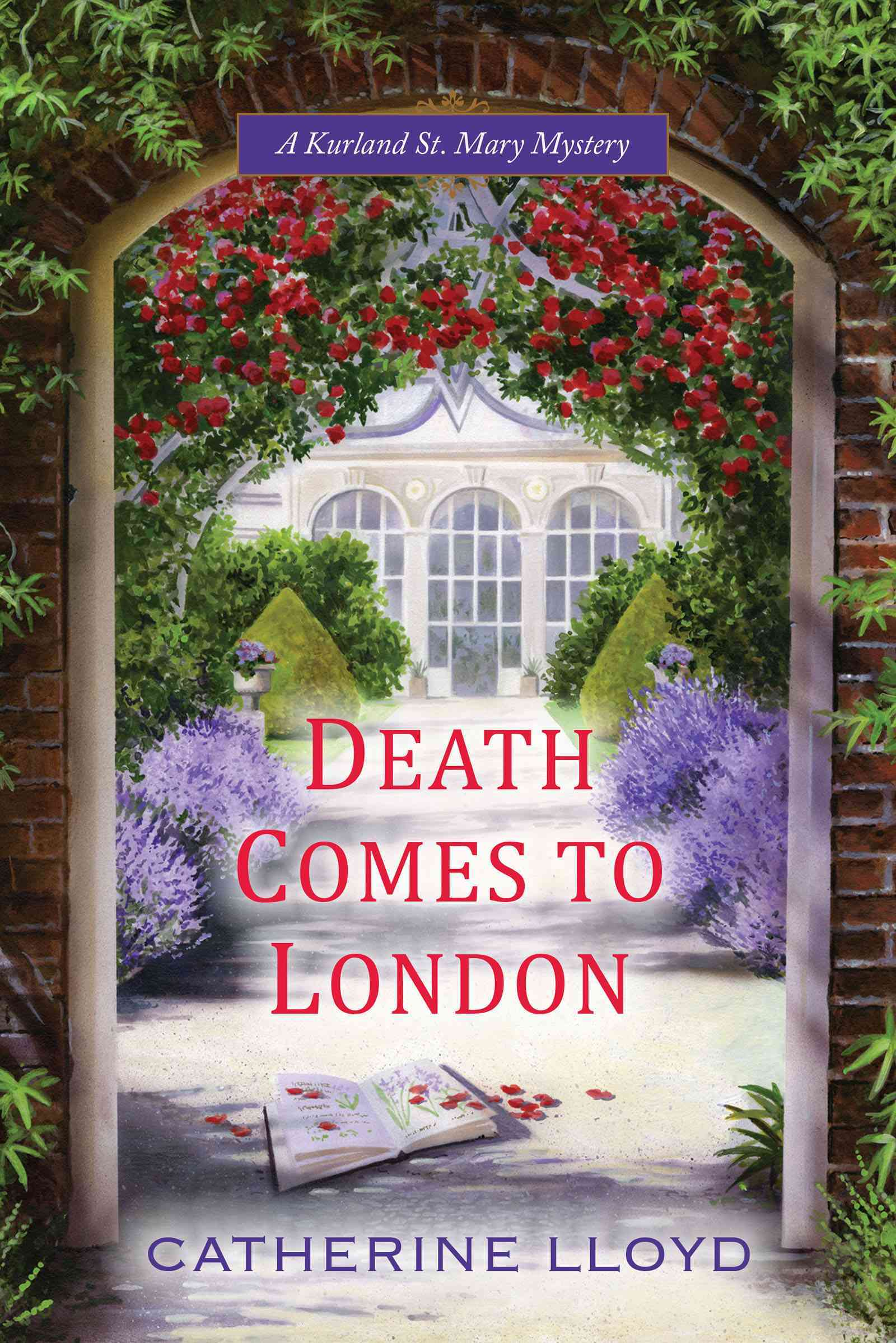 Death Comes to London By Lloyd, Catherine