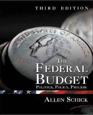 The Federal Budget By Schick, Allen