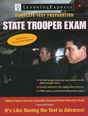 State Trooper Exam By Learningexpress Llc